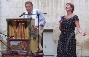 Balade musicale – Jean-Paul Ducret