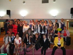 Chorales – La Perdriole et l'Horloge de Cluses
