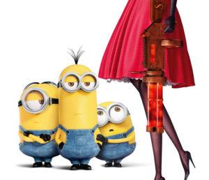 Cinéma sous les étoiles – «Les Minions» + concert Lemonfly
