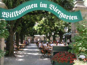 Biergarten – Soirée 100% allemande