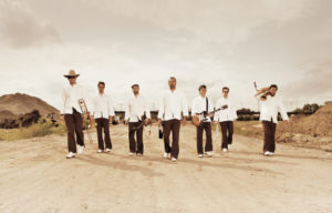 Concert – The Mighty Mocambos