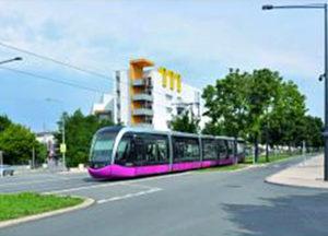 Exposition – «Construire le long du tramway»