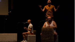 Théâtre – Romulus le Grand