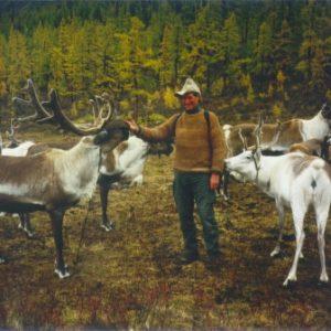 Exposition – Avec les Evenks, peuple éleveur de rennes en Sibérie centrale