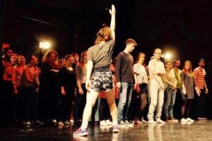 Rentrée des ateliers du Théâtre Universitaire de Dijon