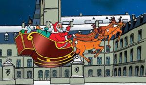 Lecture du conte «Un fabuleux Noël à Dijon»
