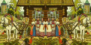 Contes et fantaisies russes