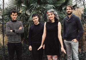 Concert – Spring Roll Quartet