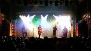 Concert – The Rumjacks COMPLET