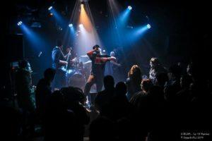 Concert – U-Bilam + Skeamp + We are Griff