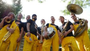 Concert – 112 Brass Band + Boum Love Boat