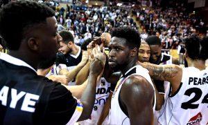 Basket – JDA vs Levallois