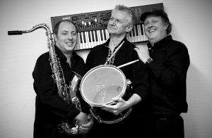 Concert – Key World Trio + Simon Goldin