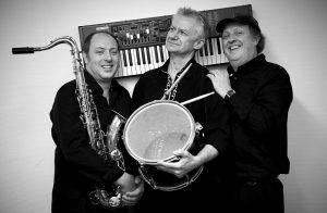 Concert – Key World Trio + Simon Goldin