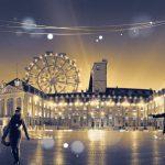 Inauguration des animations de Noël 2017 à Dijon