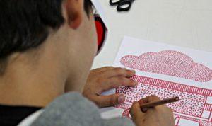 Atelier – Cache-cache dessin