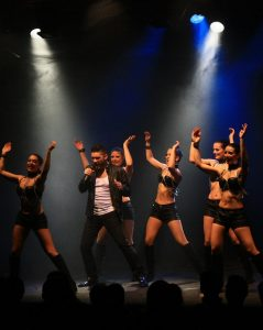 Spectacle – Cabarêve
