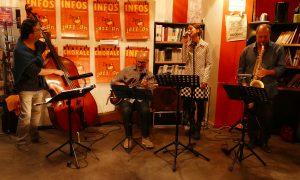 Concert des professeurs de Jazz'On