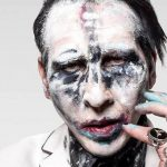 Marilyn Manson en concert au Zénith de Dijon