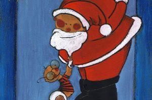 Spectacle – «Même pas peur (du Père Noël)»