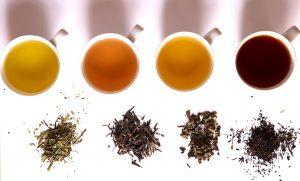Les ateliers d'orient – Découverte de thé aujasmin et de thé vert