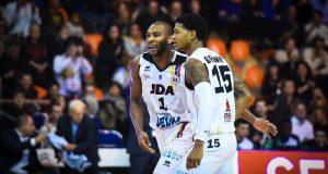 Basket – JDA Dijon Basket vs As Monaco