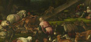 Visite – «L'entrée des animaux dans l'arche de Noé»