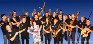 Concert du Big Band et de la chorale de Jazz'On