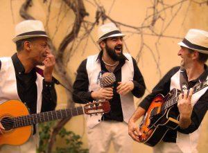 Concert «Bambossa»