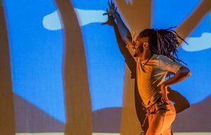 Spectacle – «Les contes de Maméké»