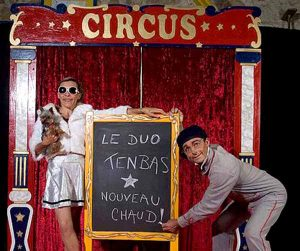 Spectacle – « Le nouveau Duo Tenbas »
