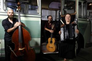 Concert-fourchette – Criollando + Boum