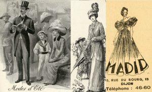 Conférence – «L'évolution du vêtement féminin durant la Première Guerre mondiale»