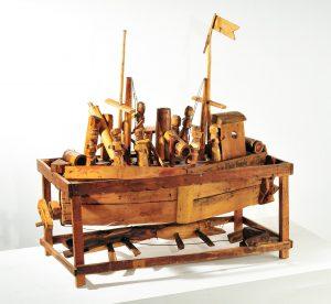 Rencontre – «Les créateurs et le bois dans la collection d'art…»