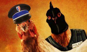 Projection-débat – La Cigale, le Corbeau et les Poulets
