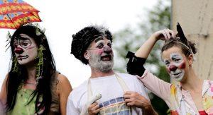 Prise de Cirq' – Spectacle «J'ai planté des clowns dans mon jardin»