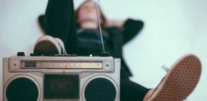 Séance d'écoute de la programmation de la Vapeur