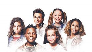 Concert – Kids United & friends