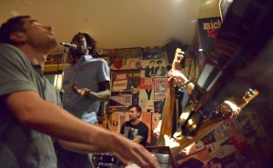 Concert – Oddloops release party