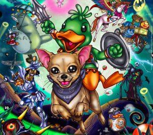Kamo Con 3 – Le salon de la culture geek et manga