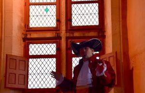 Visite – Découverte astronomique de la tour Philippe le Bon