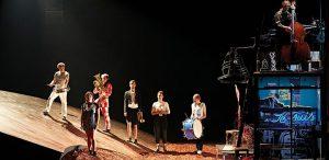 Festival Théâtre en mai : L'espace furieux