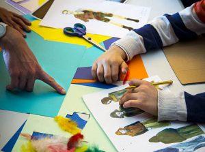 Atelier enfants – Les Boréades