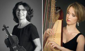 Diner-concert – M.C Belleudy et Dorothée Cornec