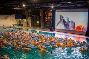 Ciné-piscine – Sélection de courts-métrages