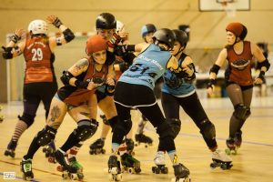 Recrutements au Roller Derby Dijon