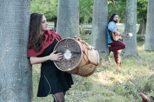 Folkore et chansons d'Argentine avec le duo Turica-Doncel