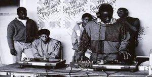 DJ set – Hip-Hop Vinyl Party