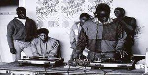 DJ set – Hip-Hop Vinyl Party