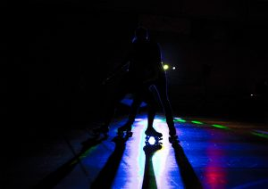 Roller disco «Rock'n'roller»